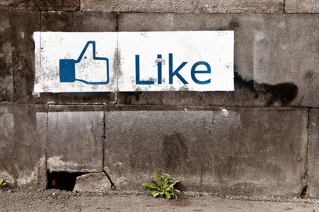 """Is there a """"Like"""" here?"""