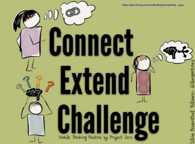 Connect, Extend, Challenge